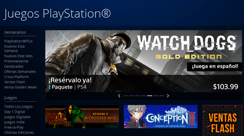PlayStation Plus en Colombia y Perú
