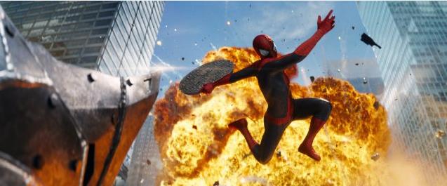 Spider-Man contra Rhino