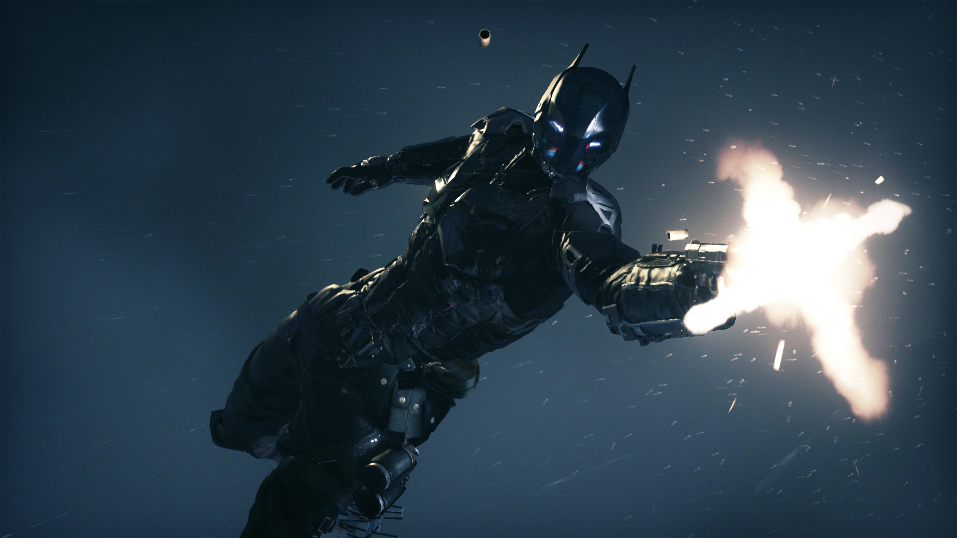 Batman: Arkham Knight se va al 2015
