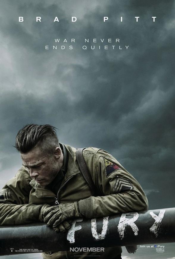 Poster de la película Fury