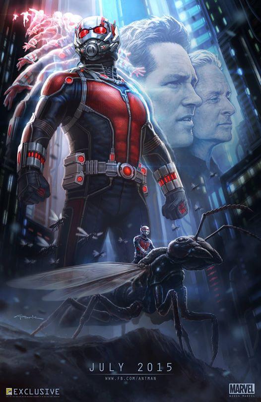 Ant-Man llegara en el 2015