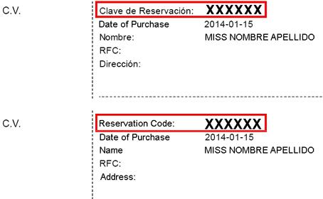 La clave de reservacion de un ticket o boleto de Volaris la podemos encontrar en correo electrónico de confirmación que recibimos.