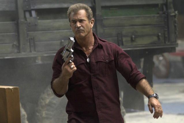 Mel Gibson, el villano de la película