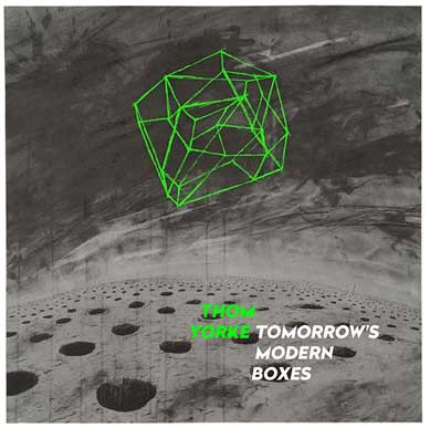 Caratula del álbum Tomorrow's Modern Boxes