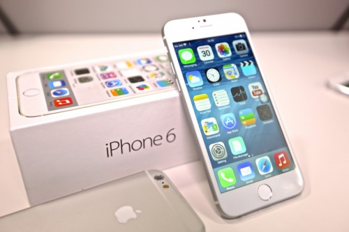 iPhone 6 disponible en la tienda Apple