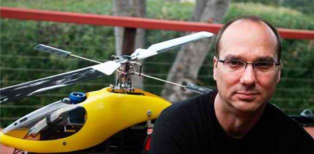 Andy deja Google para dedicarse al desarrollo de robots de forma independiente