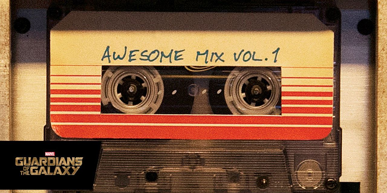 Asi será la edición limitada de Awesome Mix Vol. 1