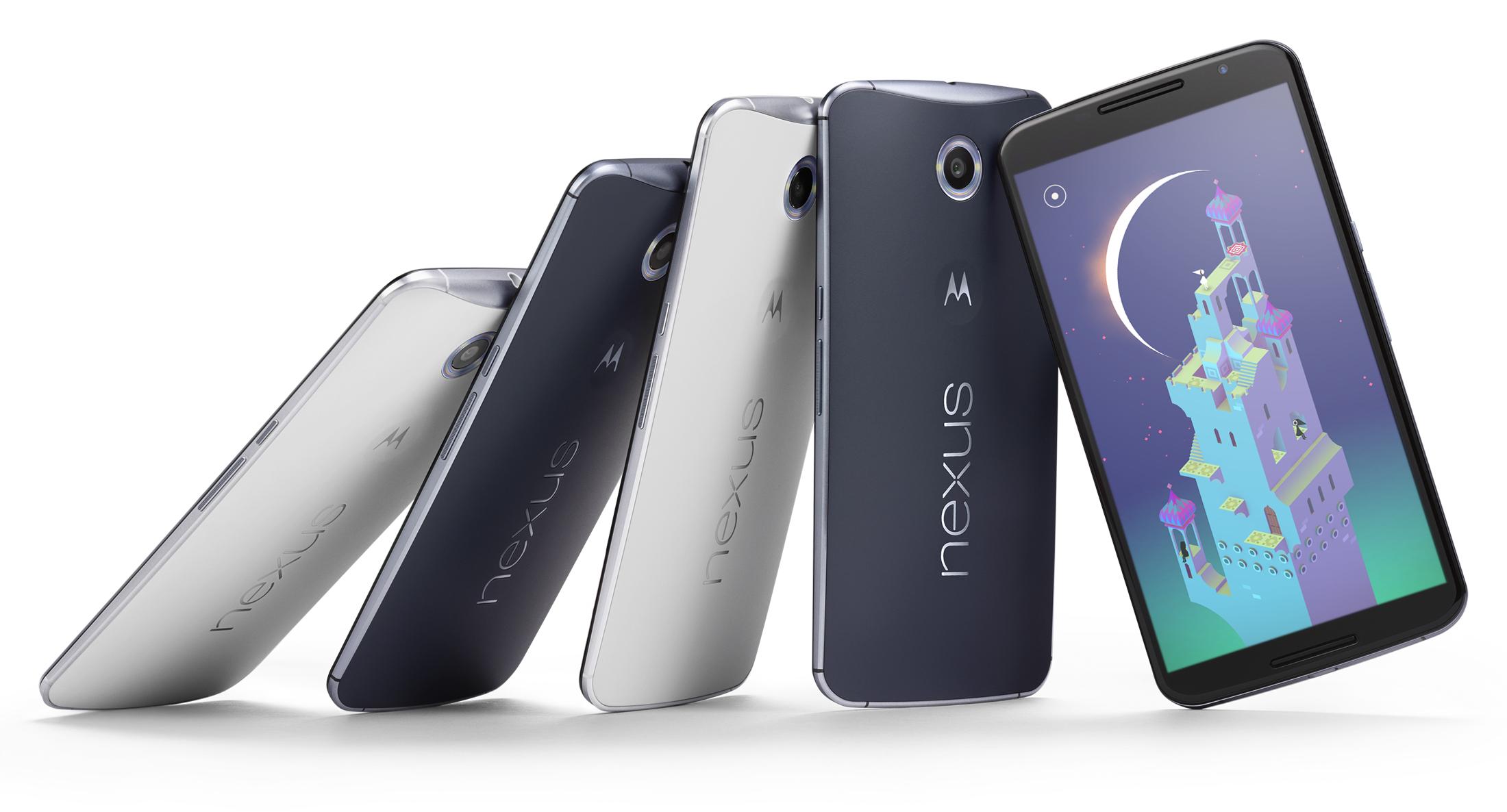 El Nexus llegara al mercado en dos colores