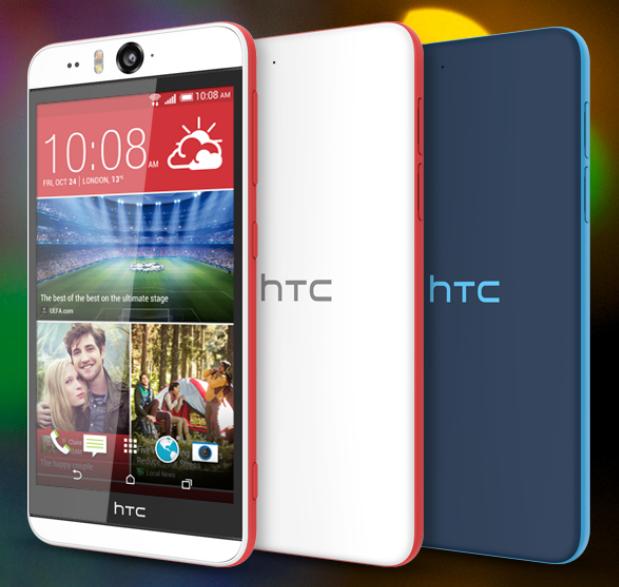 Blanco y azul son los colores en los que llegara al mercado el smartphone