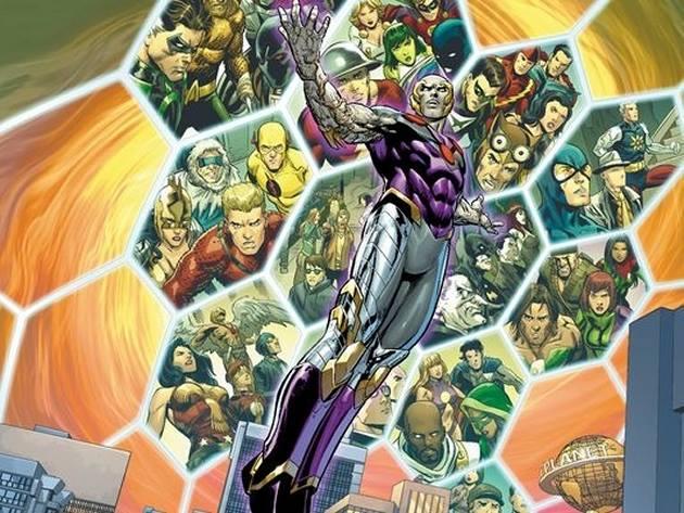 Convergence, el crossover de DC Comics para el 2015