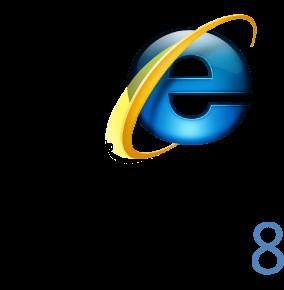 Te indicamos el link de descarga directa de ie8 ahora que no aparece en el sitio de Microsoft.