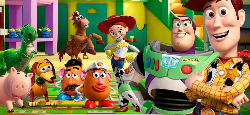 La cuarta parte de Toy Story llegara en el 2017
