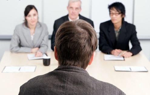 Vaya seguro a su entrevista de trabajo