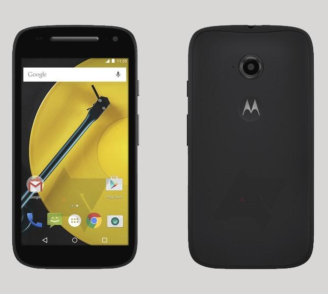 El Moto E podría ser presentado en el Mobile World Congress 2015