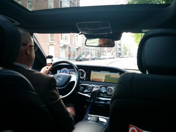 Uber es considerado ilegal en Colombia