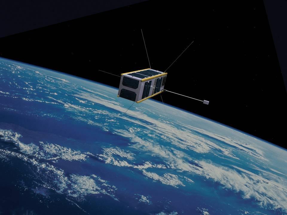 Los cubesat se caracterizan por su bajo precio y toman la energía por medio de paneles solares