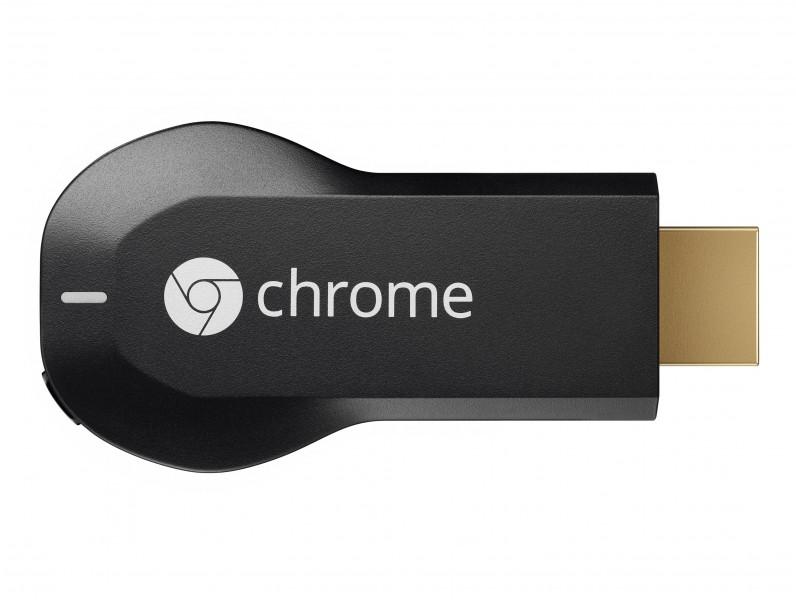 Chromecast se conecta por medio del puerto HDMI