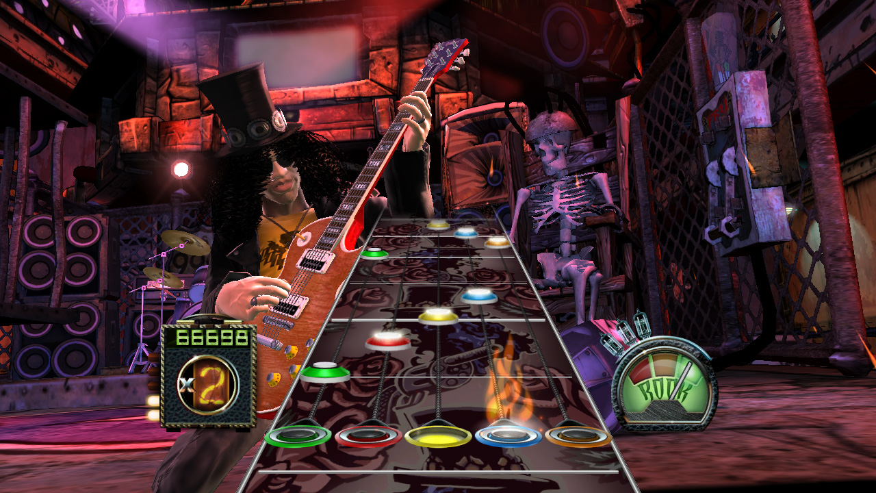 El nuevo Guitar Hero sería más real y estaría solamente en las consolas de nueva generación
