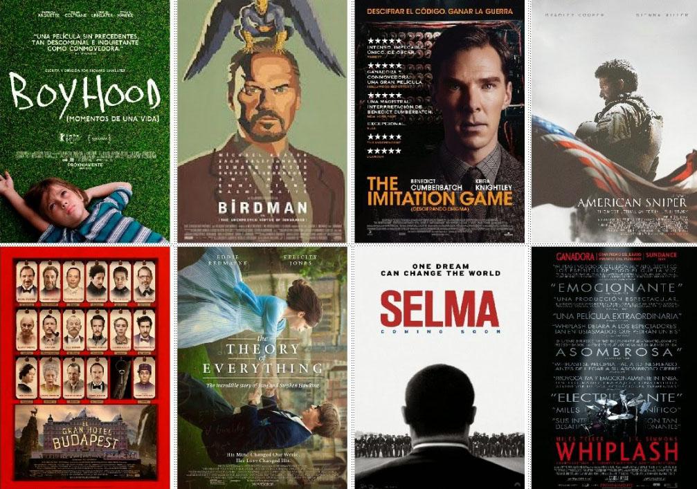 nominadas-mejor-pelicula-oscar-2015