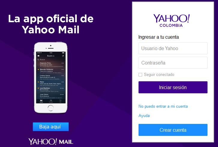 Yahoo contraseñas bajo demanda