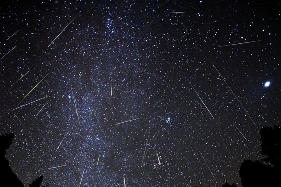 A partir de mañana se podrá observar con mayor intensidad la lluvia de meteoritos