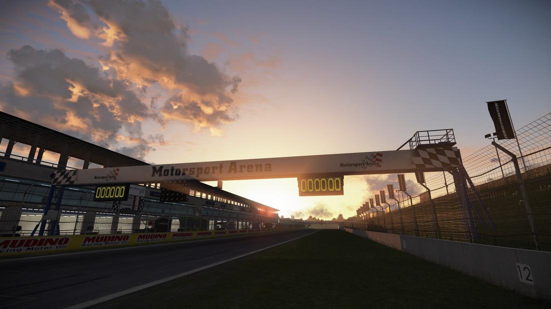 Circuito Motorsport Arena en Alemania
