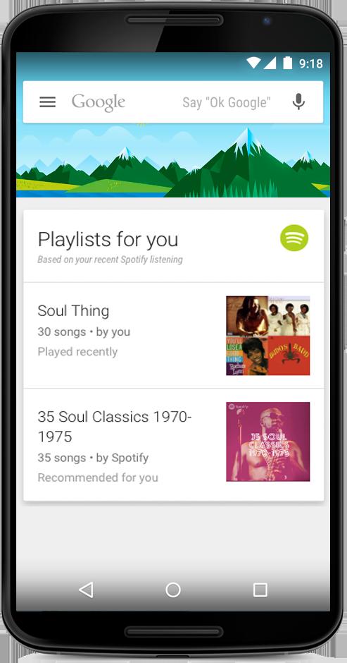 Integración con Spotify