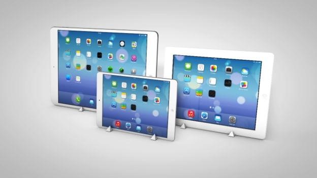 Concepto del iPad Pro