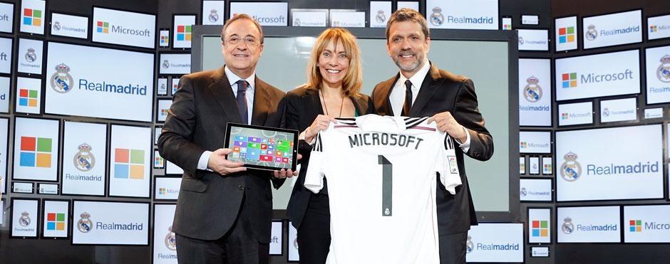 La aplicación del Real Madrid llegara a Windows Phone el 19 de mayo