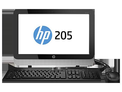 La HP 205 pide controladores de CD/DVD al hacer instalación del sistema operativo