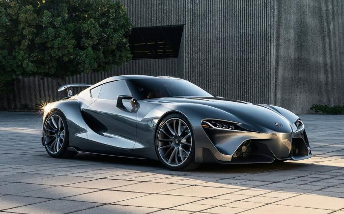Toyota FT 1 Concept