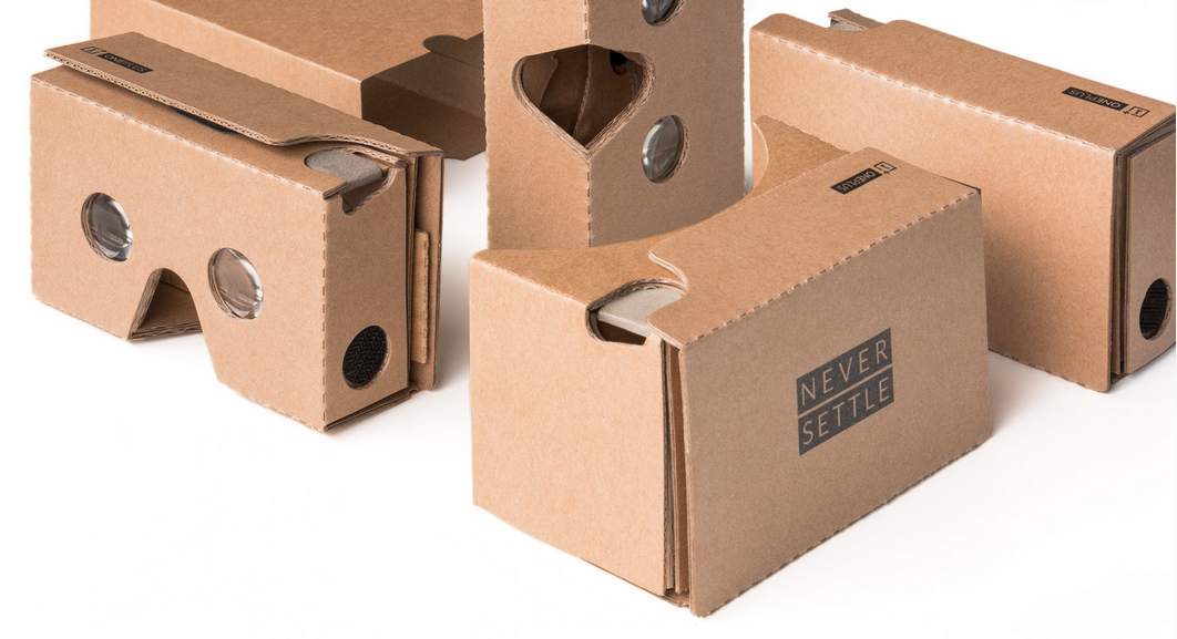 Gafas Cardboard