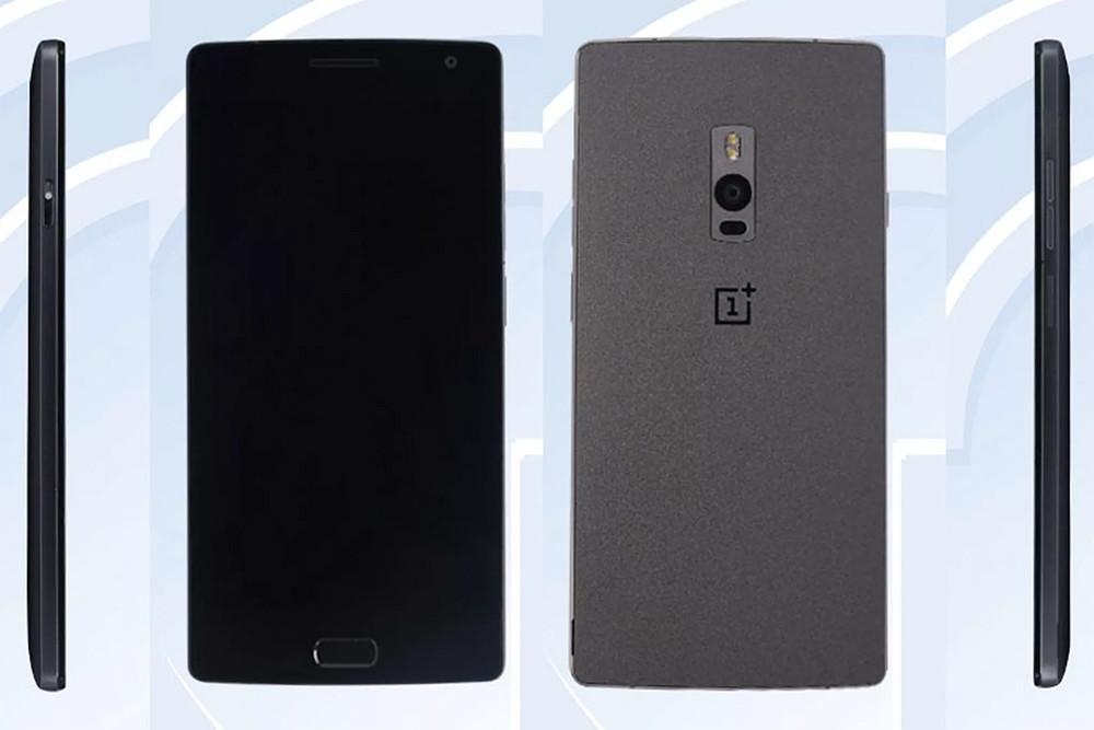 Este es el OnePlus Two