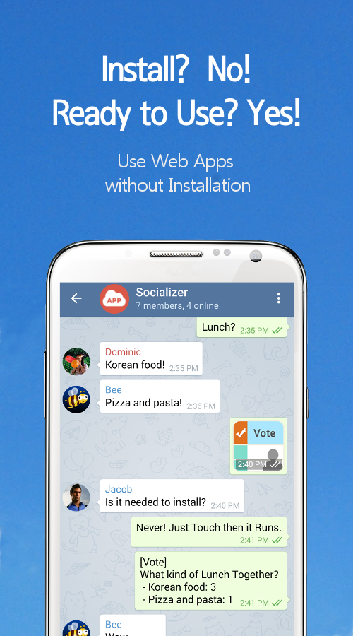 Socializer-Messenger