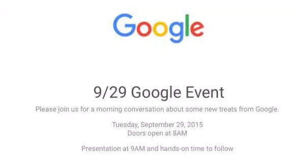 google-evento