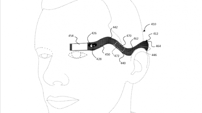 Así podrían ser las Google Glass en el futuro