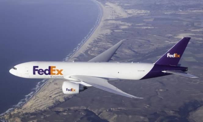 Boing 767 de Fedex
