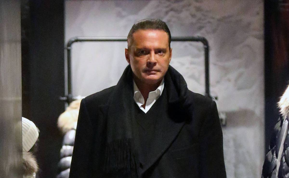 Luis Miguel en la Carcel