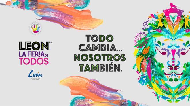 Cartelera de Artistas Feria de León 2020